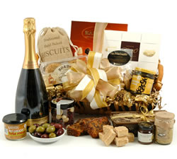 Gifts For Her: Hampers & Gift Baskets from Hampergifts.co.uk - The Topaz