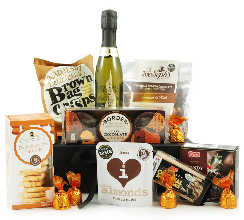 Click to view more of Holly Box - Xmas Hampers Hamper