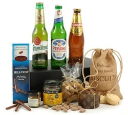 Food Hampers & Baskets - Hampers & Gifts from Hampergifts.co.uk - Premium Beer Box