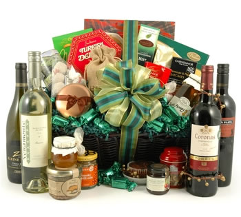 Christmas Hampers | Xmas Hampers | Christmas Gift Ideas - The Christmas Grande