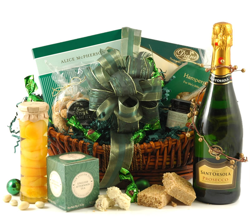 The Christmas Sparkle | Luxury Prosecco Hamper