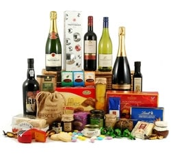 Luxury Hampers - Hampers & Gift Baskets from Hampergifts.co.uk - The Royal