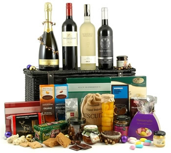 Christmas Hampers | Xmas Hampers | Christmas Gift Ideas - Christmas Feast