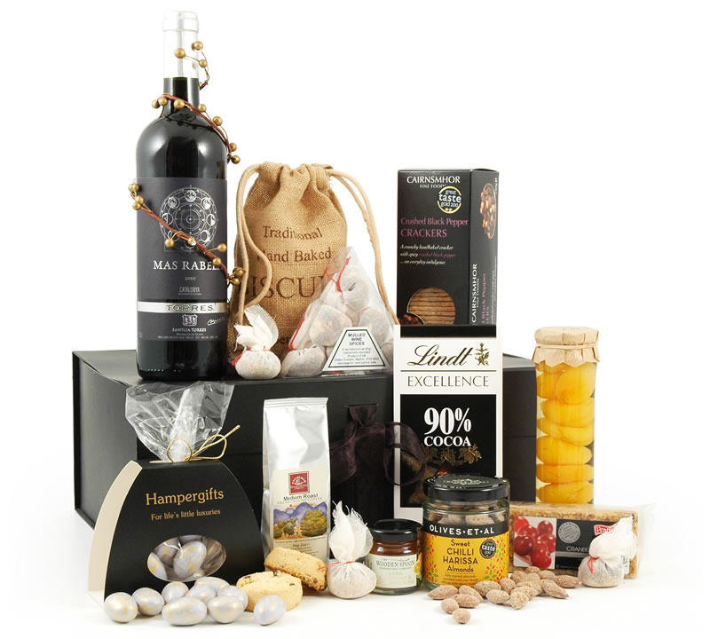 Click to view more of Spirit of Christmas Hamper