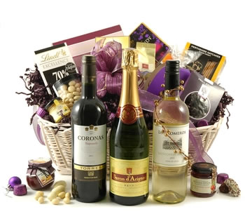 Christmas Hampers | Xmas Hampers | Christmas Gift Ideas - White Christmas