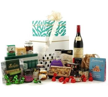 Christmas Hampers | Xmas Hampers | Christmas Gift Ideas - Deluxe Christmas Tower