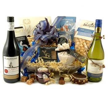 Christmas Hampers | Xmas Hampers | Christmas Gift Ideas - The Christmas Sapphire