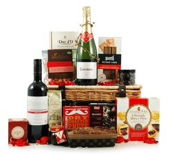Christmas Collection | Wine & Champagne Hamper