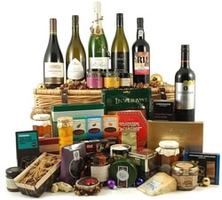 Christmas Hampers & Xmas Hampers - Hampergifts.co.uk - The Supreme