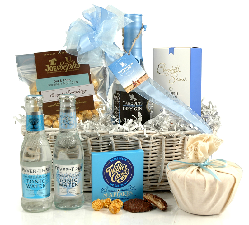 The Winter Gin Hamper