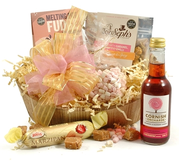 Hampers food hampers gift baskets christmas hampers alcohol free mini bowl negle Images