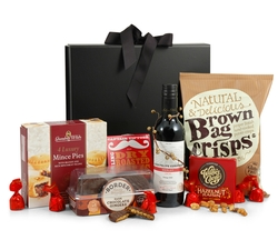 Little Christmas Luxuries | Red Wine Hamper