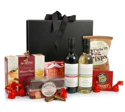 Christmas Hampers 2019.The Christmas Parcel Red White Wine Gift Box Buy Online For 45 00
