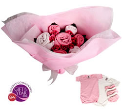 Welcome Bouquet Pink