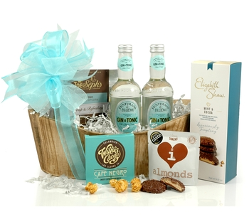 View more featured hampers and gift baskets » · Love Gin Bowl