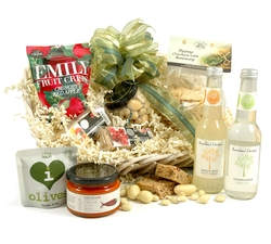 Spring & Summer Snacking Basket
