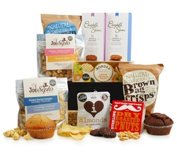 Cookies, Crisps & Snacks | Sweet & Savoury Gift Box