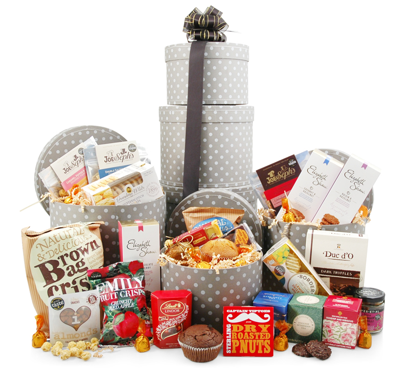 Cookies, Crisps & Snacks | Sweet & Savoury Giant Tower