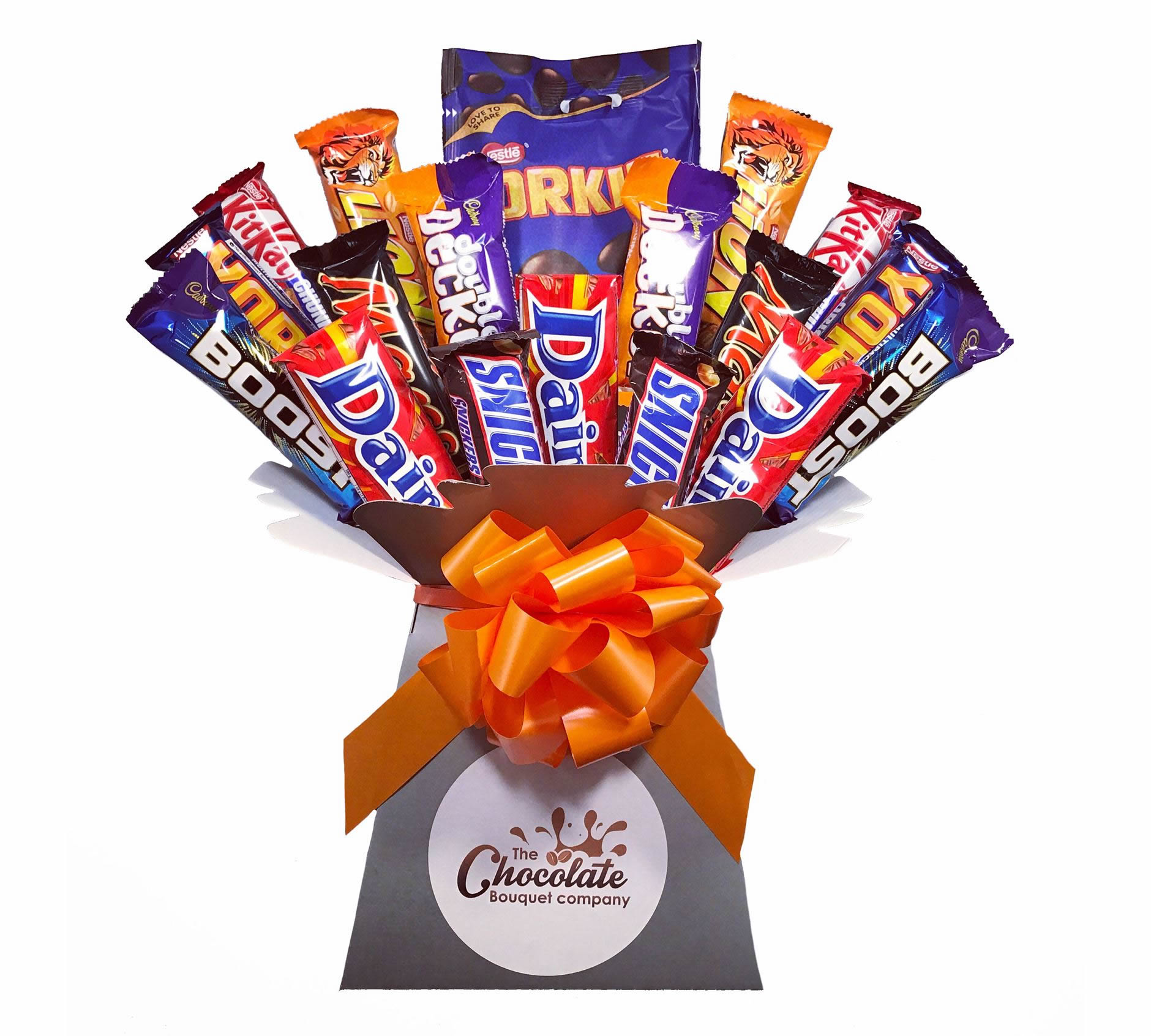 Mens Chocolate Bouquet