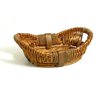13 inch - Small Oval Basket