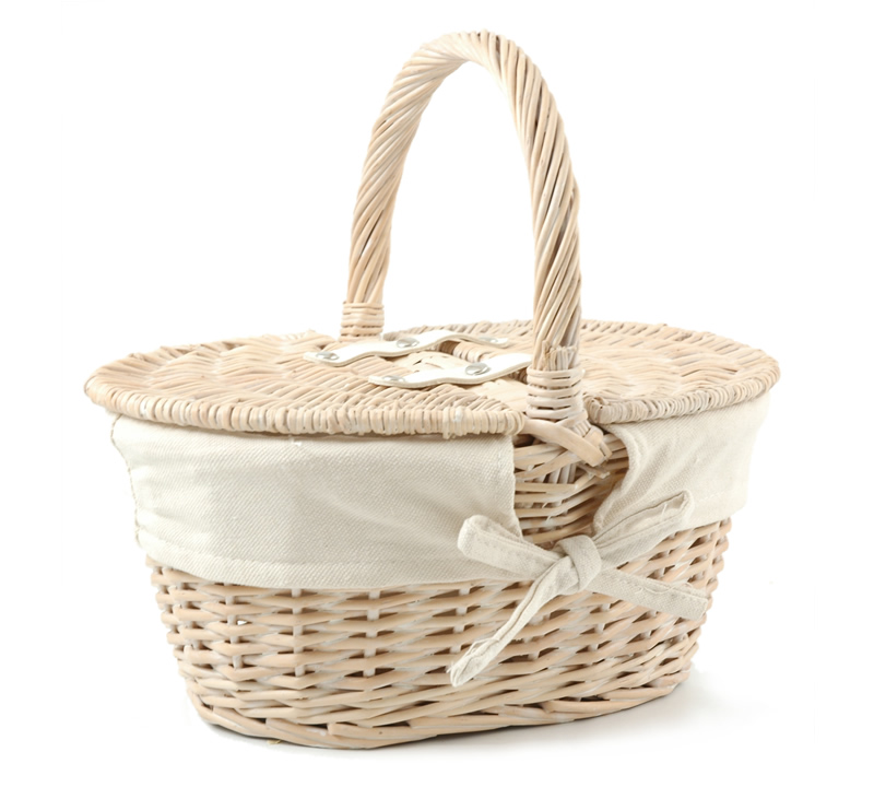 ChildrensPicnic Basket - Empty
