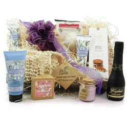Scented Bath Collection with Cava
