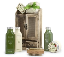 Bath & Beauty Gifts - Hampers & Gift Baskets from Hampergifts.co.uk - Florence Cupboard