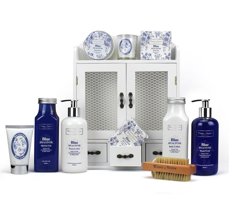 Image of Blue Heritage Cabinet