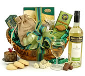Cheese and Wine Hamper -  Hampergifts.co.uk